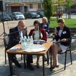 Narodowe Czytanie Trylogii Sienkiewicza na Rynku w Ropczycach (10)