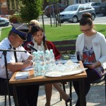 Narodowe Czytanie Trylogii Sienkiewicza na Rynku w Ropczycach (11)