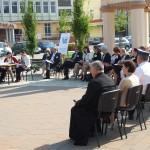 Narodowe Czytanie Trylogii Sienkiewicza na Rynku w Ropczycach (12)