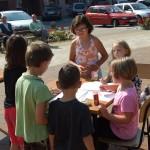 Narodowe Czytanie Trylogii Sienkiewicza na Rynku w Ropczycach (13)