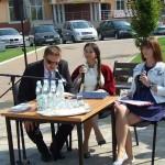 Narodowe Czytanie Trylogii Sienkiewicza na Rynku w Ropczycach (14)