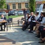 Narodowe Czytanie Trylogii Sienkiewicza na Rynku w Ropczycach (16)