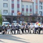 Narodowe Czytanie Trylogii Sienkiewicza na Rynku w Ropczycach (2)