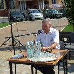 Narodowe Czytanie Trylogii Sienkiewicza na Rynku w Ropczycach (20)