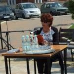 Narodowe Czytanie Trylogii Sienkiewicza na Rynku w Ropczycach (22)
