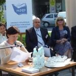 Narodowe Czytanie Trylogii Sienkiewicza na Rynku w Ropczycach (23)
