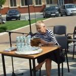 Narodowe Czytanie Trylogii Sienkiewicza na Rynku w Ropczycach (27)