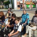 Narodowe Czytanie Trylogii Sienkiewicza na Rynku w Ropczycach (5)