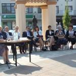 Narodowe Czytanie Trylogii Sienkiewicza na Rynku w Ropczycach (9)
